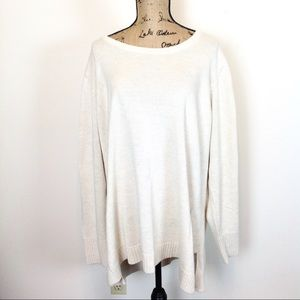 H by Halston Pullover Crewneck Sweater 3X (LOGN26)
